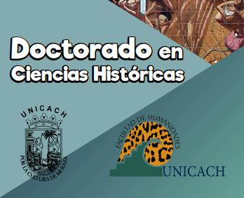 DOCTORADO EN CIENCIAS HISTÓRICAS